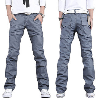 New Style Fashion Mens Spring  Casual Jeans