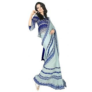 Yuvastyles Womens Elegant Awesome Look party Wear Saree