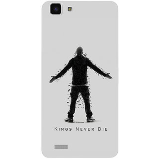 Casotec Eminem Kings Never Die Design 3D Printed Hard Back Case Cover for vivo Y27L