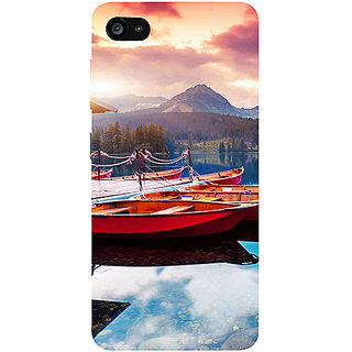 Casotec Sunset Sea Design 3D Printed Hard Back Case Cover for Lenovo ZUK Z2