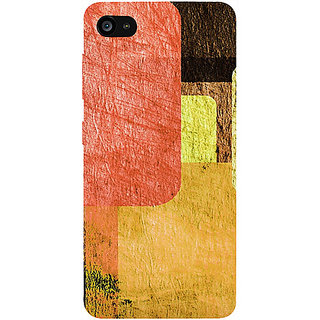 Casotec Vintage Colorfull Pattern Design 3D Printed Hard Back Case Cover for Lenovo ZUK Z2