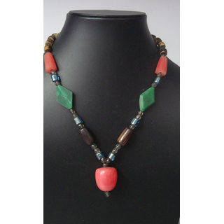 The Roots Collection of Multicolour Necklace