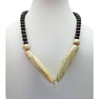 The Roots Collection of Grey Necklace
