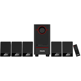 Philips SPA3500 5.1 Home Theater System
