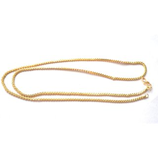 Gold Plated Chain For Regular Wear