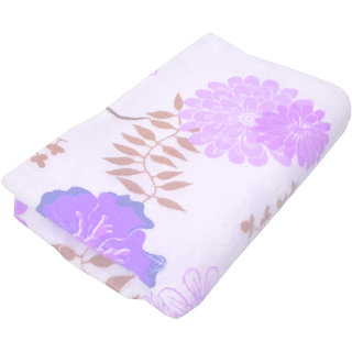 Valtellina Floral Beautiful and Soft Feel premium Quality Ladies Bath Towel