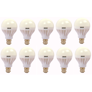 Silka B22 15-Watt LED Bulb (10-Piece)