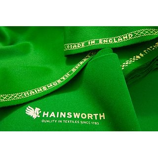 21 balls cloth hainsworth smart-tournament cloth