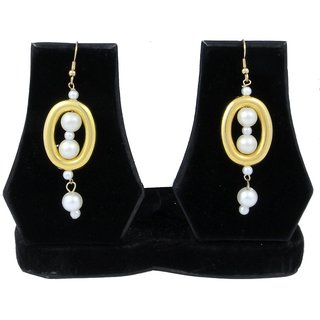 Woap By Trisha Jewels Stunning Beach  Handicrafted Earring For BeachS  Rain Party.(Gher-3224)