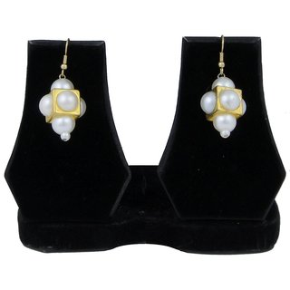 Woap By Trisha Jewels Stunning Beach  Handicrafted Earring For BeachS  Rain Party.(Gher-3230)