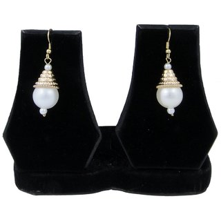 Woap By Trisha Jewels Stunning Beach  Handicrafted Earring For BeachS  Rain Party.(Gher-3231)