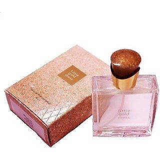 Avon Little Gold Dress Edp - 50 Ml (For Boys, Girls, Men, Women)