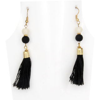 Woap By Trisha Jewels Stunning Beach  Handicrafted Earring For BeachS  Rain Party.(Gher-3248)