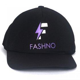 Fashno Black Mens Cap