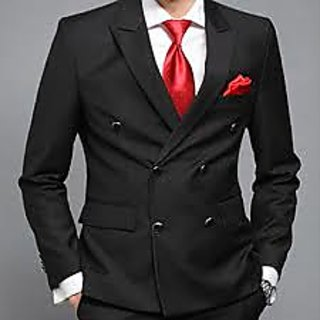 Blazer Men Denim Men Blazer Slim Fit Men's