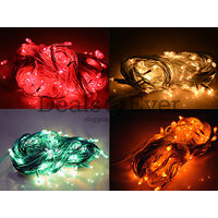 Set Of 2 Rice Lights Serial Bulbs Decoration Lighting For Diwali Christmas