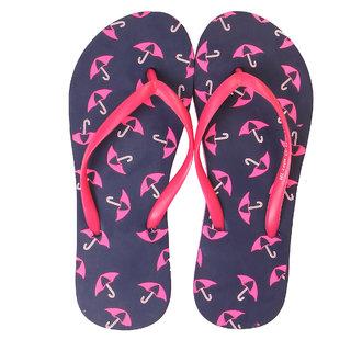 Studds WomenS Blue, Pink Eva Flip-Flops-5