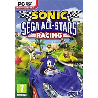 Sonic  Sega All-Stars Racing (PC)