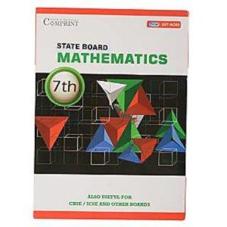 STATE BOARD CLASS 7 MATHEMATICS DVD(COMPRINT)