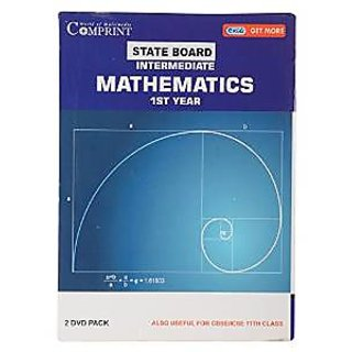 INTERMEDIATE 1ST YEAR MATHEMATICS DVD(COMPRINT)