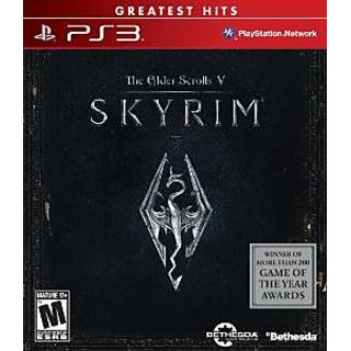 The Elder Scrolls V Skyrim (PS3)