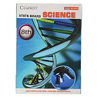 STATE BOARD CLASS 8 SCIENCE DVD(COMPRINT)