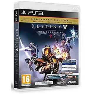 Destiny The Taken King - Legendary Edition (PS3)