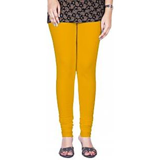 MSS Wings Women's Yellow Leggings
