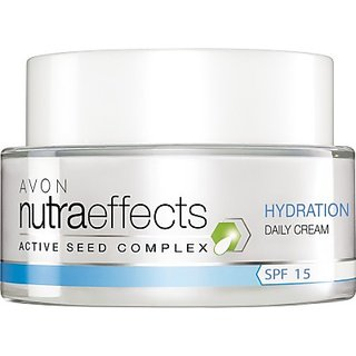 Avon Nutraeffects Hydration Daily Cream Spf15 (50 G)