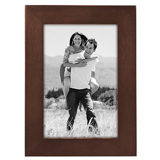 Buy Malden International Designs Linear Classic Wood Picture Frame