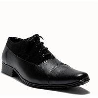 At Classic Men's Black Formal Shoes