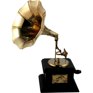 Antique Mini Gramophone