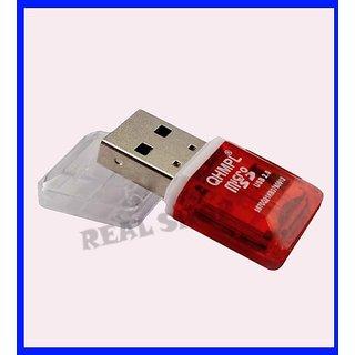 Quantum Micro SD Card Reader / TF, Memory Card Reader - QHM5570