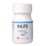 Calcium With Vitamin D3 60 Tabs