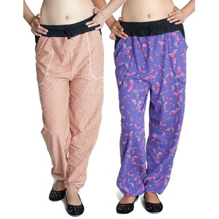 Fabpoppy Women's Pajama Combo
