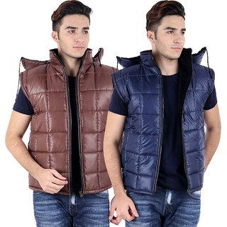 Rakshita's Collection Solid Mens Jackets Set 0f 50
