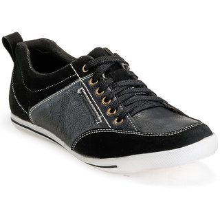 RANDIER CASUALS Men 499 Black R019