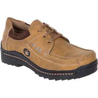 Randier Casual Shoe Tan R083
