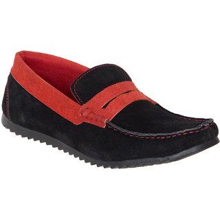 Randier Casual Shoe Black R073
