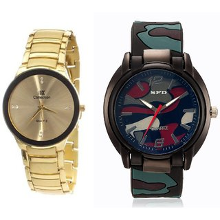 casual Watch For men Combo of 2