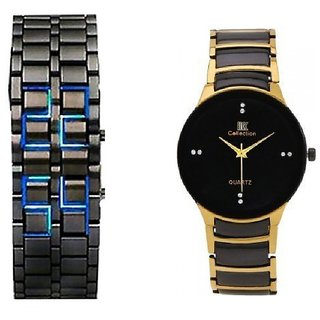 Stylish Analog Watch for men Combo of 2