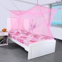 mosquito net single bed for single person 6 x 3 feet in multi color mn-63-ml-ok (3)