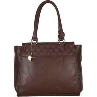 Venicce Coffee Shoulder Bag VN122COFY