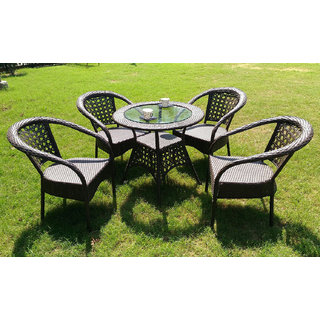 Outdoor Furniture Set 4+1 Garden Furniture Set R-8