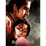 Mughal-E-Azam Madhubala Dilip Kumar Closeup