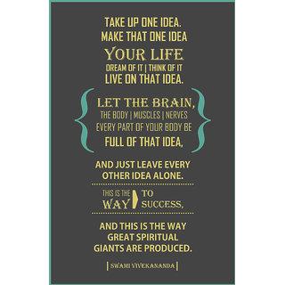Swami Vivekananda Idea Quote