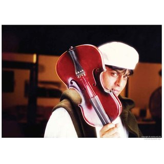 Shahrukh Khan & Violin In Pardes - 1