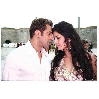 Salman & Katrina Closeup - Yuvvraj