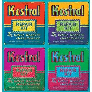 Vintage Repair Kit Pop Art