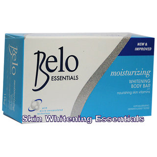Belo Essentials Moisturizing Whitening Soap